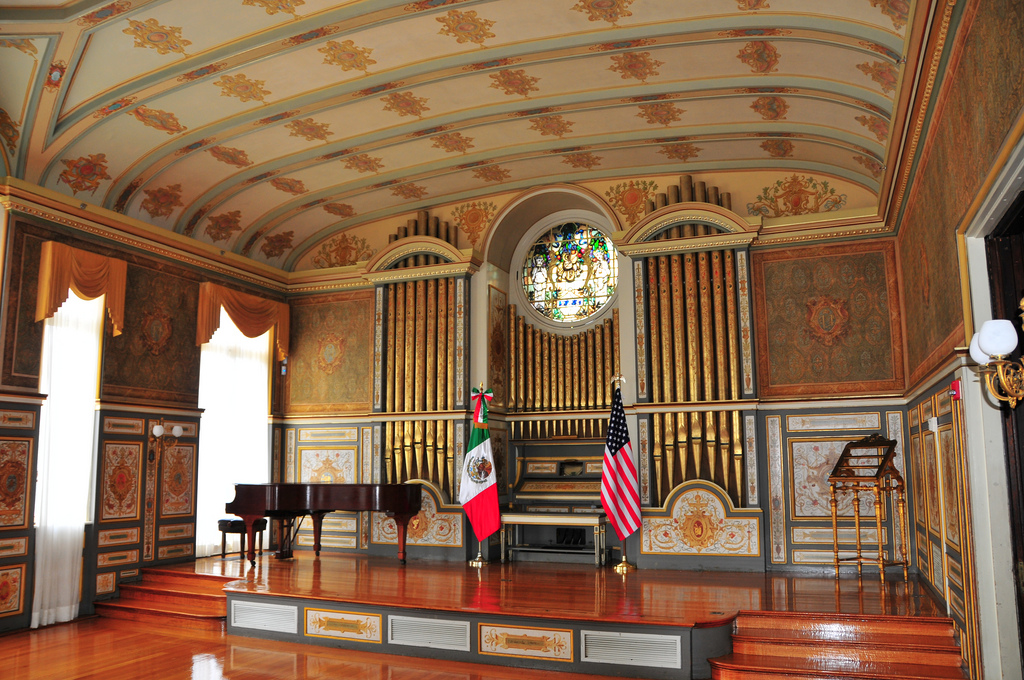Cooperation With Mexican Embassy